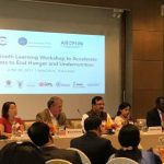 South-South Learning Event to Accelerate Nutrition Progress
